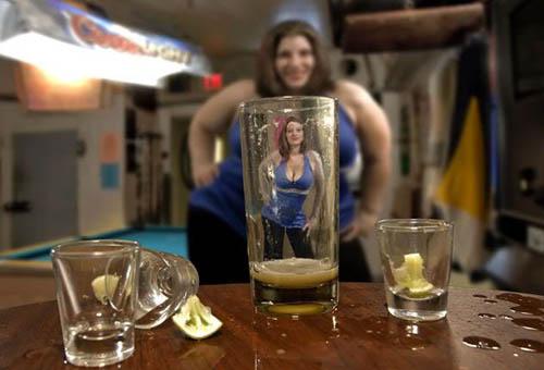 Beba com moderação