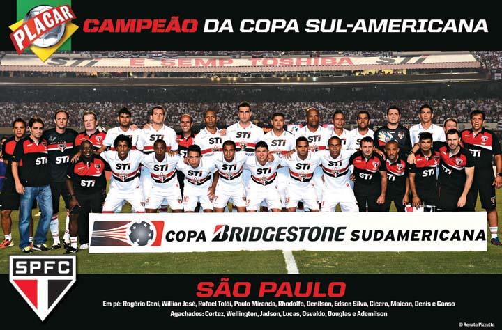 Poster-Sao-Paulo-Campeao-Copa-Sulamericana-2012