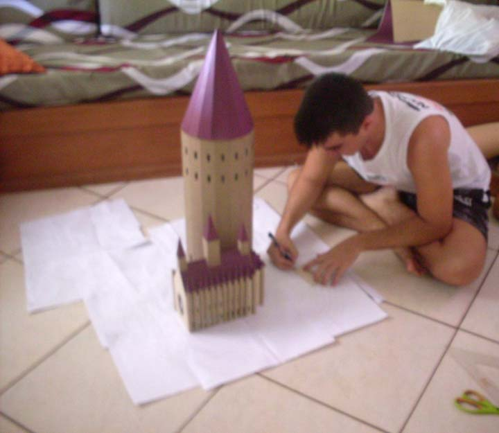 maquete-castelo-harry-potter
