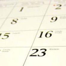 Marque na sua agenda: calendário de feriados e datas comemorativas em 2015