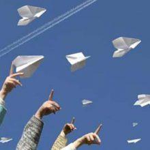 12 maneiras de fazer um super aviãozinho de papel