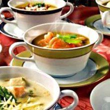 15 deliciosas receitas de sopas e caldos para um dia frio