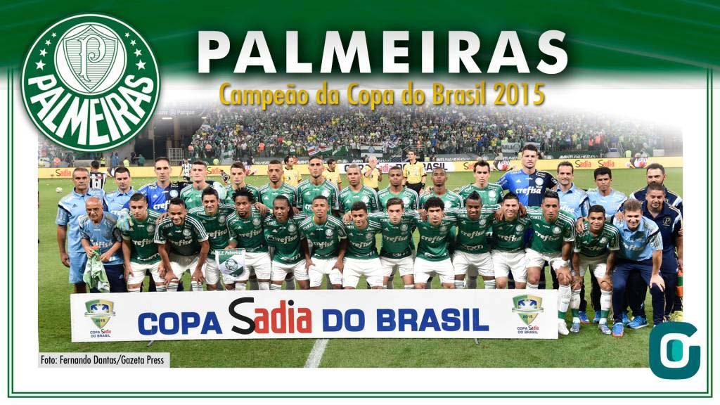 Palmeiras Campeao Copa Brasil 2015 (3)