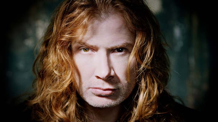 10 coisas que voce nao sabia Dave Mustaine