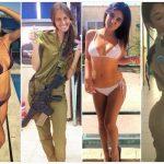 Fotos Sensuais de Mulheres do Exército Israelense fazem Sucesso no Instagram