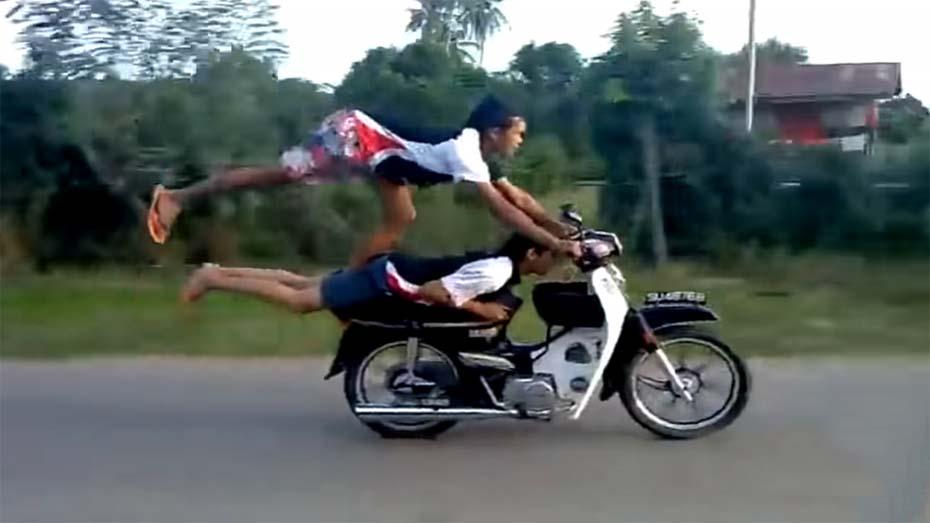 Manobras Radicais Moto