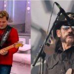 "YEAH: vídeo com Chimbinha ""tocando"" Ace Of Spades do Motörhead"