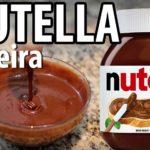 PIREI: Como fazer Nutella caseira com apenas 4 ingredientes
