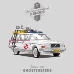 15 Carros Famosos do Cinema em ilustrações para Carros de Verdade na vida real