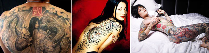 Tatuagem-Oriental