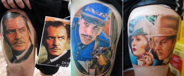 Tatuagem-Realista