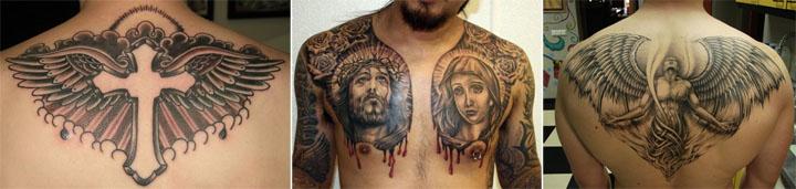 Tatuagem-Religiosa