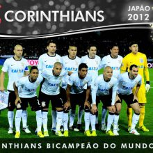 Baixe o pôster do Corinthians campeão do Mundial de Clubes 2012 (download)