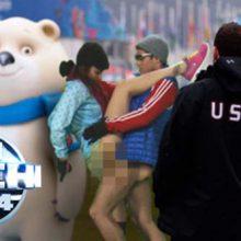 Coisas que a mídia não mostra dos Jogos de Inverno em Sochi: sexo!