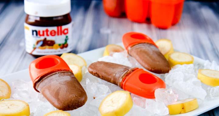 Picole-Nutella