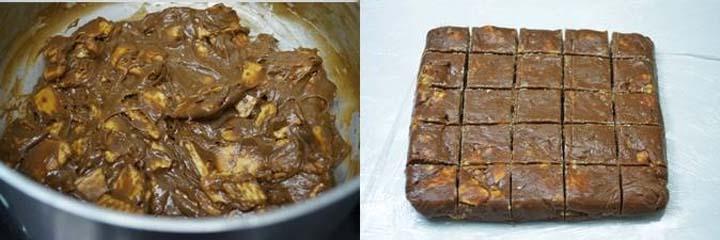 receita palha italiana chocolate