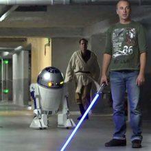 Star Wars: a melhor pegadinha do universo!