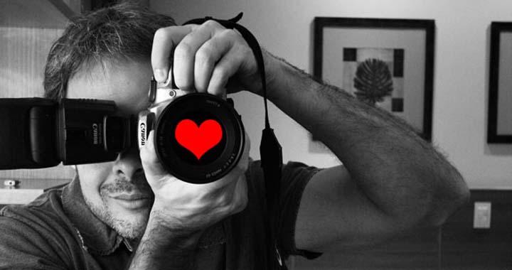 Motivos Namorar Apaixonar Por Um Fotografo