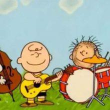 Fuck Yeah: Rush sendo tocado pelo elenco de Peanuts (Turma do Snoppy)