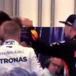 Briga! Briga! Briga! Porrada no GP do Brasil de F1 entre Verstappen e Ocon (video)
