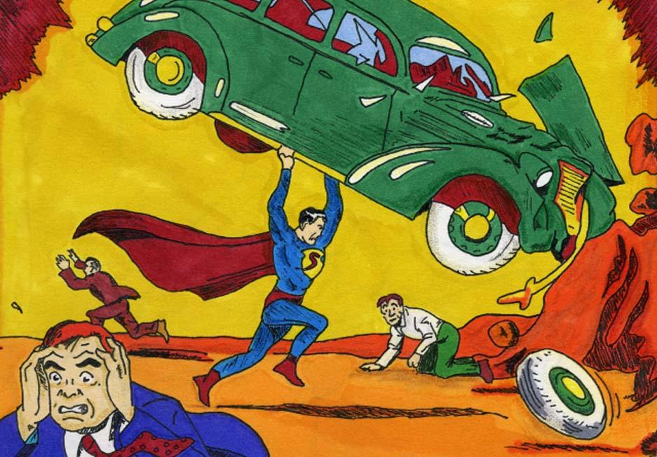 Quadrinho Raro Superman Download