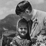 A surpreendente amizade entre o nazista Hitler e uma menina de origem judia
