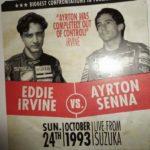 Vou dar porrada: Senna vs Irvine. Saiba tudo sobre a famosa briga no GP do Japão em 1993