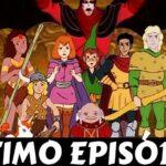 Vazou na internet o Último Episódio do desenho animado Caverna do Dragão!